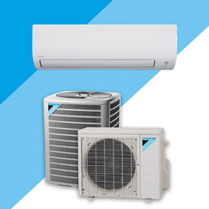 heat pumps, ducted and ductless